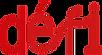 logo défi, association