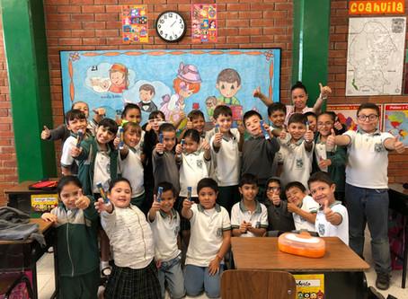 Escuelas jesuitas apoyan internados en la Misión de la Tarahumara