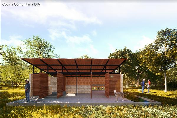 """Proyecto Ganador """"La cocina el corazón del hogar"""" ISIA-Anáhuac"""