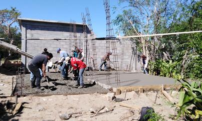 equipo de reconstrucción