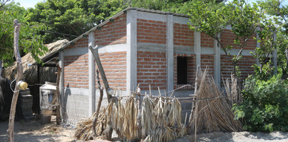 modelo de casa, primer etapa