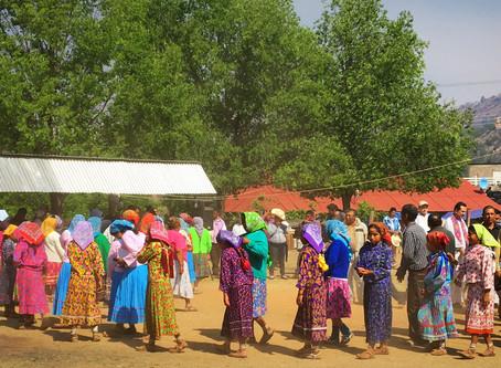 Proyecto de Fe Compartida en Tarahumara (Urique,Chih.)