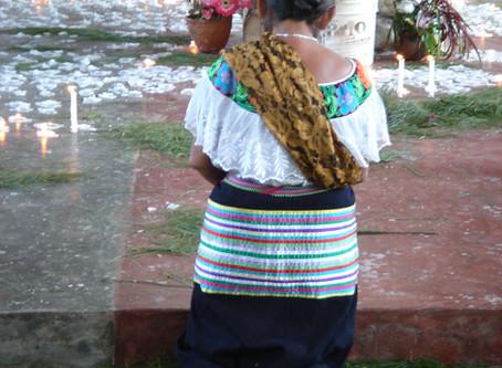 Ejercicios Espirtuales Ignacianos en la Cosmovisión Maya