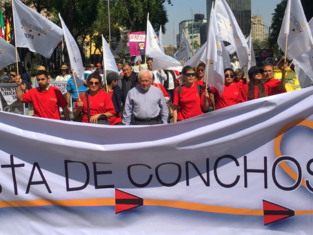 FAMILIA PASTA DE CONCHOS