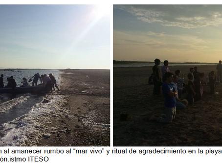 Entregamos las primeras 11 casas en San Mateo del Mar, Oaxaca
