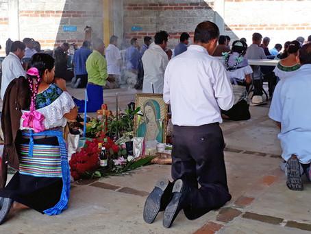 Yomol A´tel vive su 3er asamblea general en Bachajón, Chiapas.