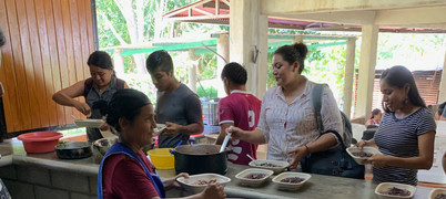 Comunidad en la cocina