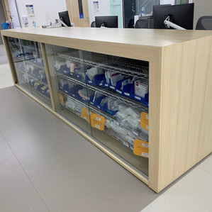 Med Supply Cabinets