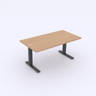 Plywood Top | Black Base