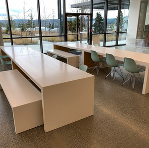 Cafe Tables & Benches