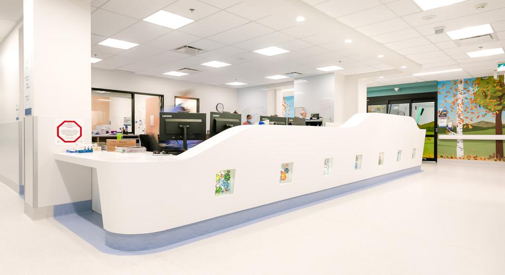 Pediatric Nurse Station