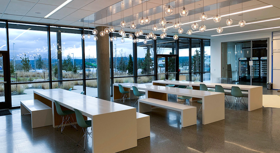 Cafeteria Tables & Benches