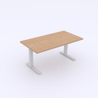 Plywood Top | White Base