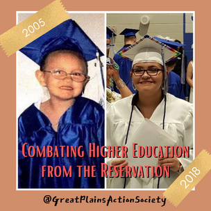 Combating Higher Education from the Reservation