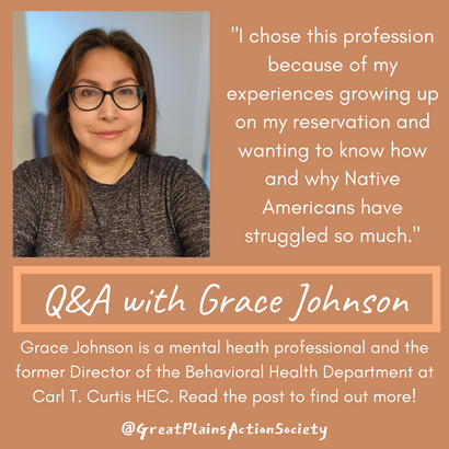 Q&A with Grace Johnson