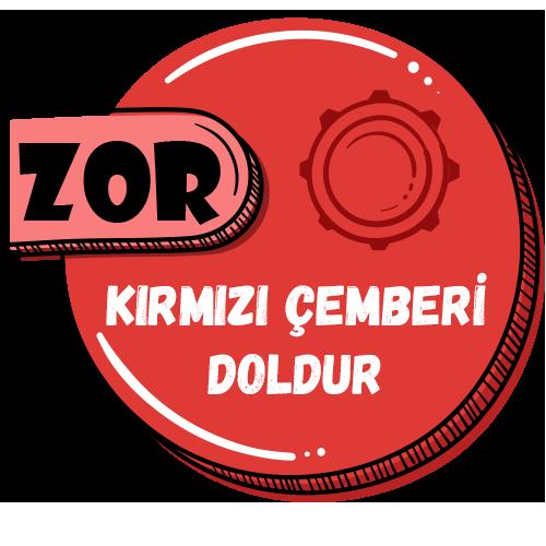 KIRMIZI CEMBER
