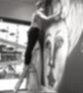 manjeet daya carolina maggio artist painting london art
