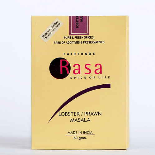 Rasa Lobster/Prawn Masala