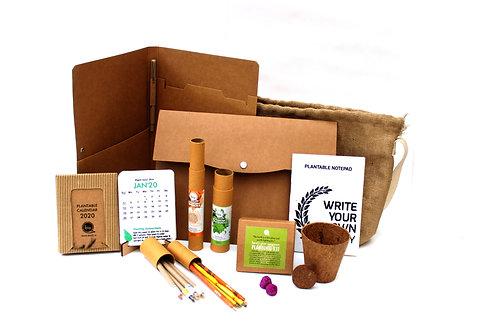 bioQ Eco Friendly Mega Jute Kit