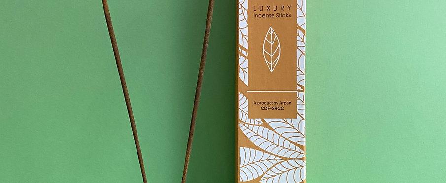 Lemongrass Incense Sticks (Agarbattis)