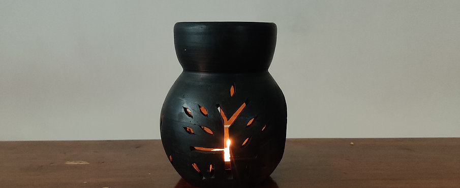 Oil Burner Double Baked