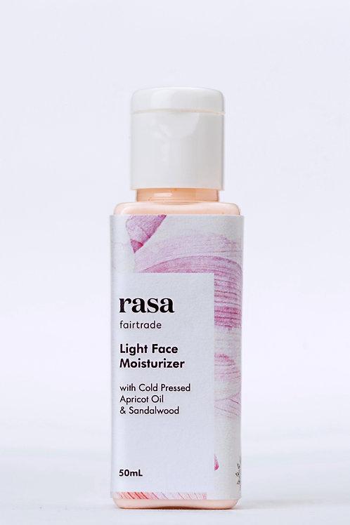 Rasa Light Face Moisturiser