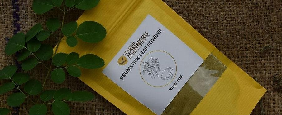 Drumstick Leaf Powder (Nugge Pudi)