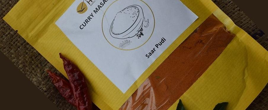Curry Masala Powder (Saar Pudi)