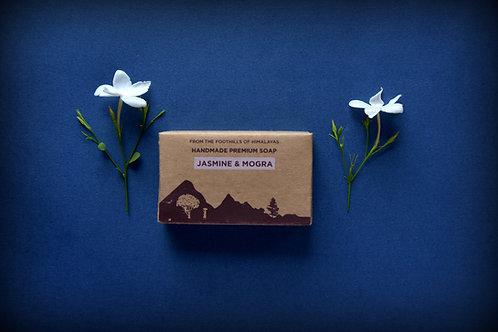 Jasmine and Mogra Luxury Soap