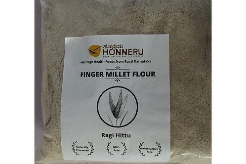 Finger Millet Flour (Ragi Flour)