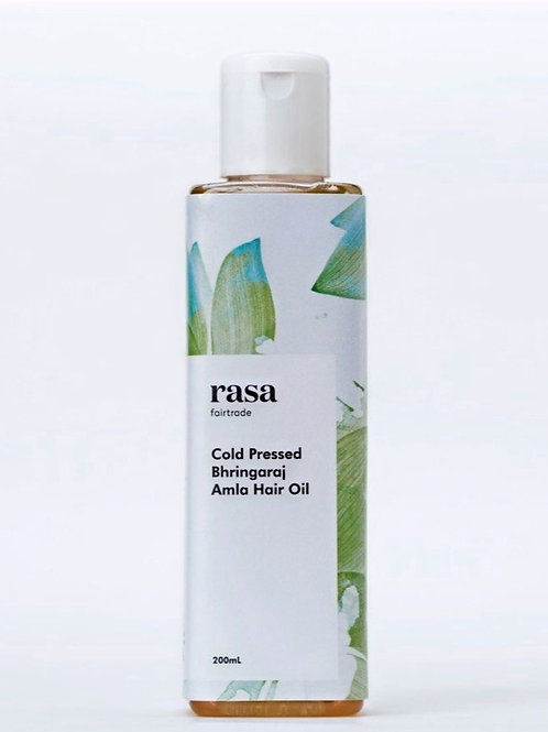 Rasa Cold Pressed Bhringaraj Amla Hair Oil