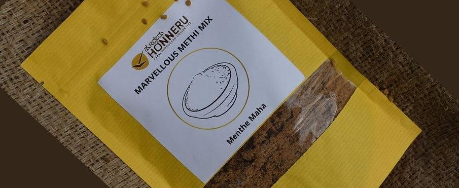 Marvellous Methi Mix (Menthe Maha)