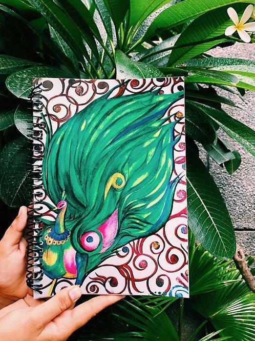 Designer Notebooks by Ruksaar