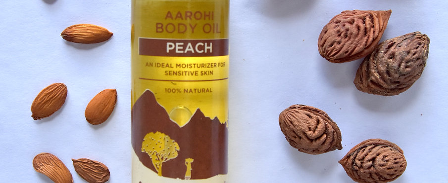Oil Of Peach