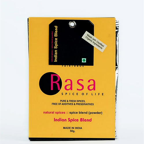 Rasa Indian Spice Blend