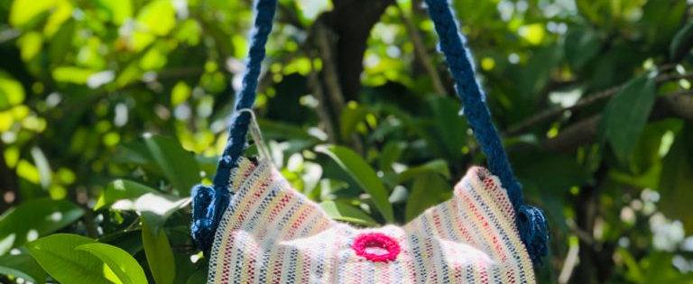 Handloom Sling Bag