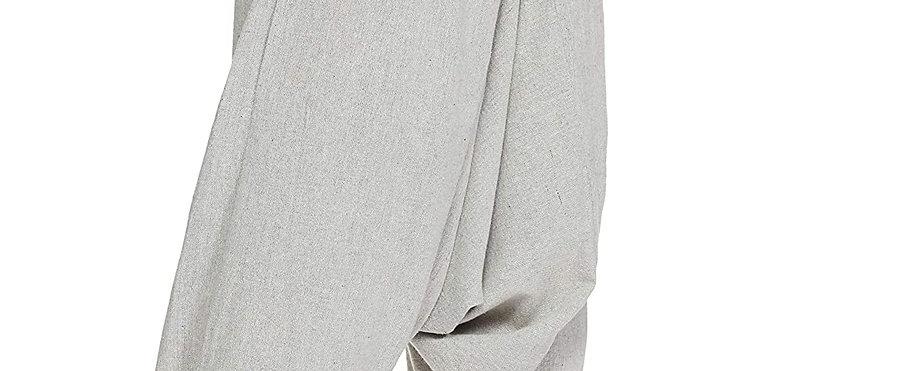 Harem Pants (Light Grey)
