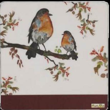 Coaster Birds (Set of 6)