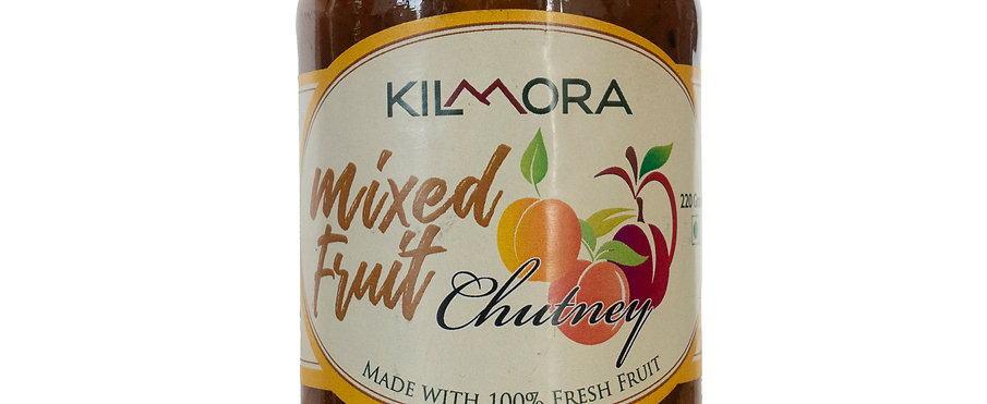 Kilmora Mixed Fruit Chutney