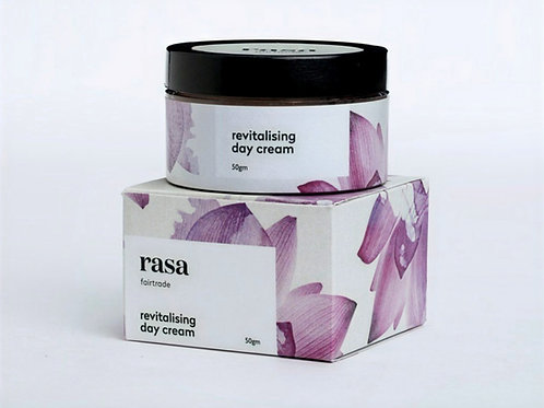 Rasa Revitalising Day Cream