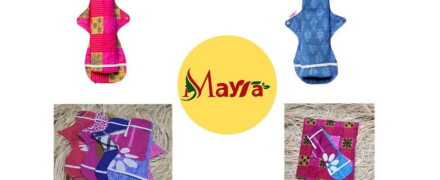 Mayra Reusable Sanitary Napkins