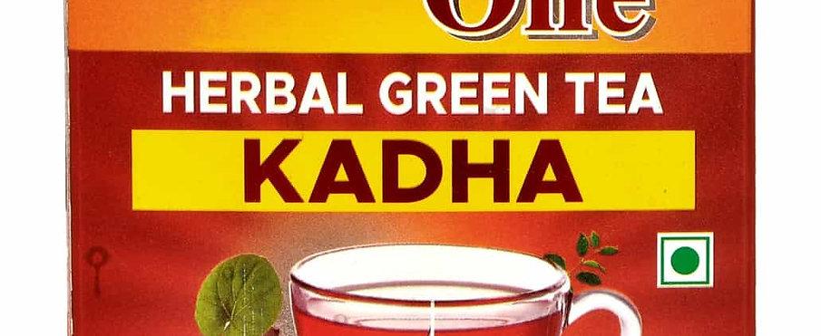 Herbal Green Tea Kadha - 10 Tea Bags