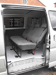 Vehicle Seating | Atlantechs | Northamptonshire