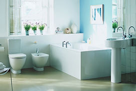Bathrooms available from Inspirations of St Neots Bathroom, Kitchen and Heating Showroom