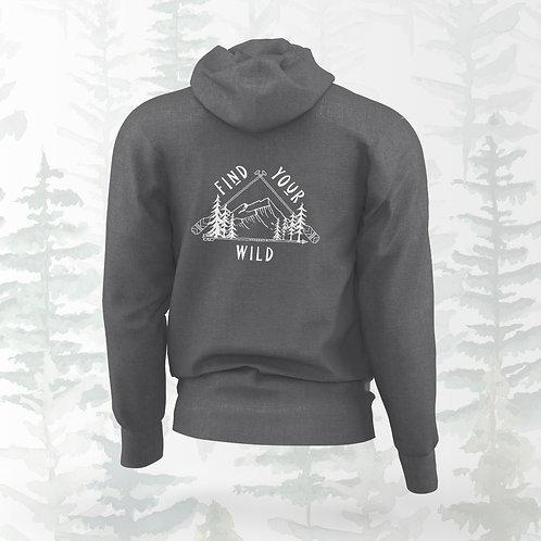 Find Your Wild Hoodie