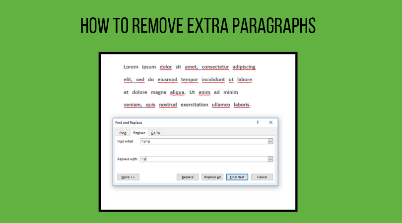 Top Microsoft Word Hacks! - How To Remove Extra Paragraphs