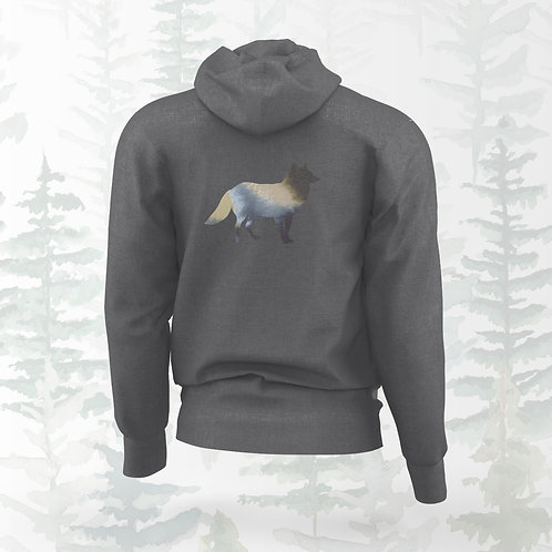 Forest Wolf Hoodie
