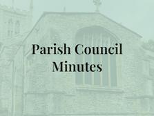 Parish Council Minutes 08.07.21