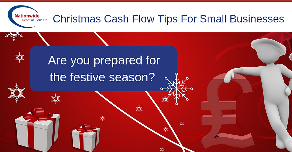 Christmas Cash Flow Tips for Small Business