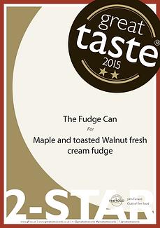 J61994 GFF Great Taste Certificate Only